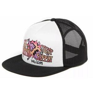 NWT volcom snapback party hat